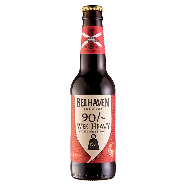 Belhaven Wee Heavy 330ml bottle