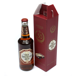 Old Speckled Hen Boxed Bottle