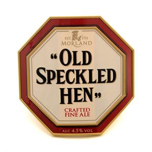 Firkin Old Speckled Hen