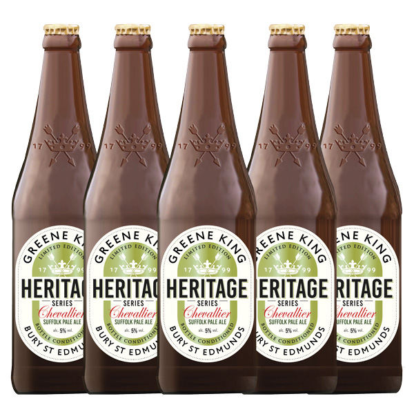 Heritage Series – Suffolk Pale Ale