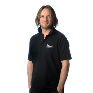 Abbot Polo Shirt - Large