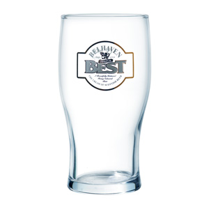 Belhaven Pint Glass