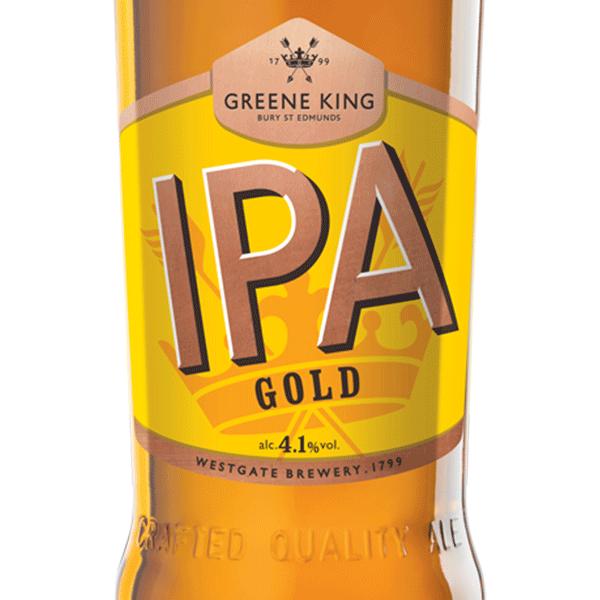 Greene King IPA Gold