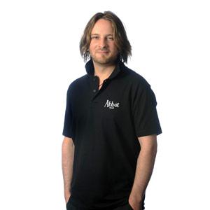 Abbot Polo Shirt - XL
