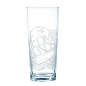 St Edmunds Pint Glass