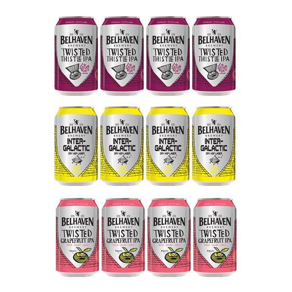 Belhaven Cans Selection Case