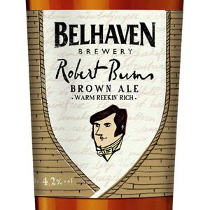 Belhaven Robert Burns Brown Ale