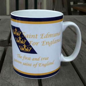 St Edmund for England Mug