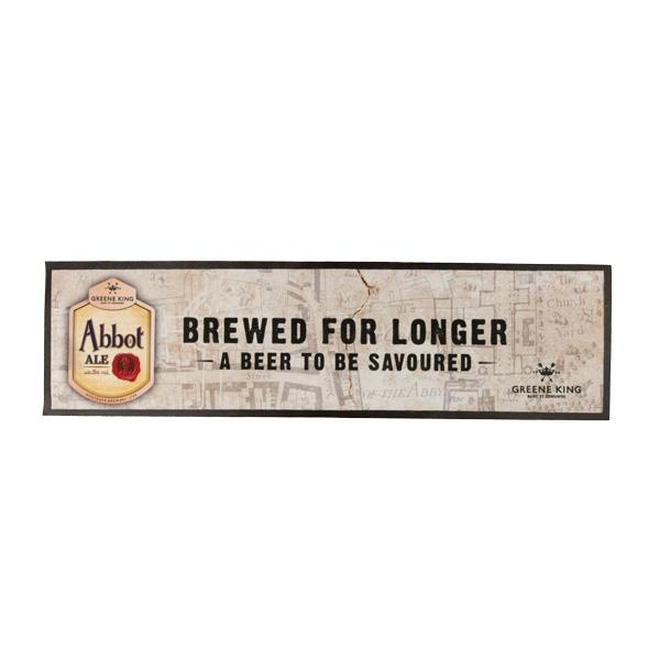 Abbot Ale Bar Runner