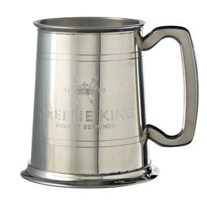 Greene King Tankard