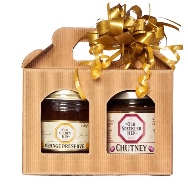 Preserve & Chutney Gift Box