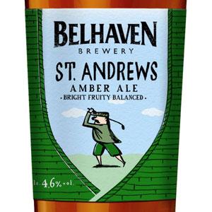 Belhaven St Andrews Amber Ale